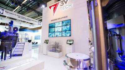 3V Tech Achema 2015 4